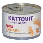 Kattovit Urinary 6 x 185 g pour chat